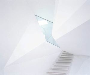 aesthetic, glass, and stairs image