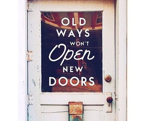 quotes, open, and door image
