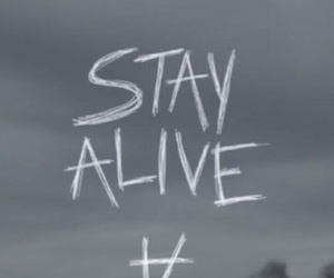 stay alive, twenty one pilots, and josh dun image
