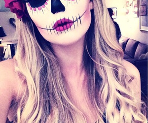 Halloween, blonde, and costume image