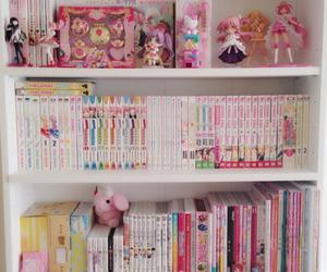 kawaii, anime, and book image