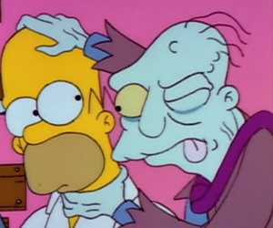 homer and simpsons image