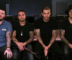 a7x, avenged sevenfold, and johnny image