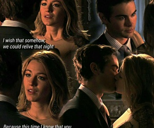 gg, love, and gossip girl image