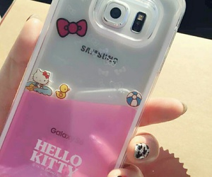 HelloKitty, iphonecase, and cellphonecase image