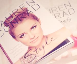 book, lauren conrad, and soft image