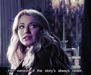 gg, gossip girl, and quote image
