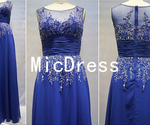 evening dress, prom dresses, and long prom dress image