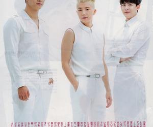 2PM, nichkhun, and taecyeon image