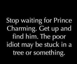 quotes, prince, and prince charming image