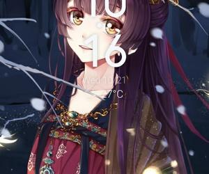 anime, wallpaper, and lockscreen image