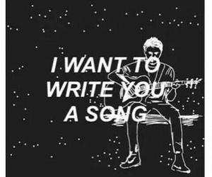 i, want, and write image