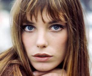 jane birkin, model, and eyes image