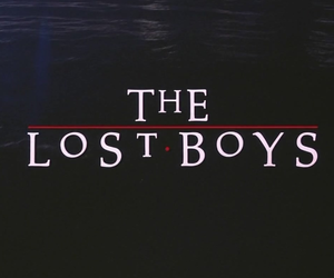 1987, movie, and the lost boys image