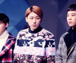 zico, block b, and woo jiho image