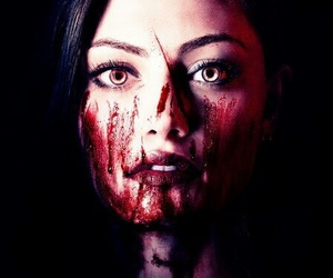 The Originals, hayley marshall, and blood image