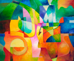 abstract, paint, and művészet image