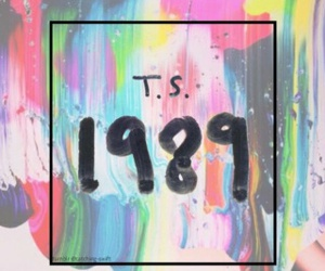 1989, colors, and Taylor Swift image