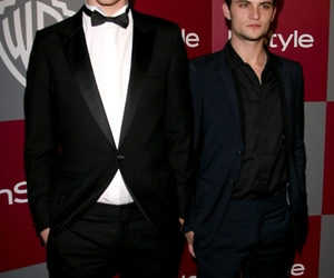 sexy, shiloh fernandez, and max irons image