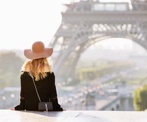 paris, fashion, and places image