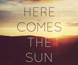 sun, quotes, and summer image