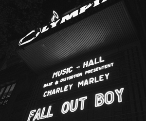 fall out boy, FOB, and aesthetic image