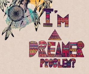 dreamer, Dream, and dreamcatcher image