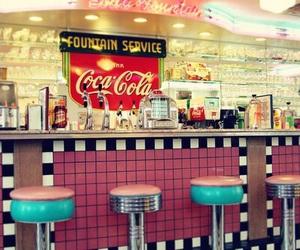vintage, coca cola, and retro image