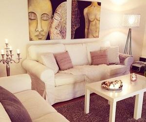interior, room, and cozy image