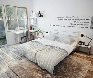 design, bedroom, and home image