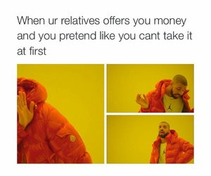 Drake, lmfo, and funny image