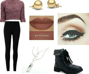 Polyvore, roupa, and fanfic image