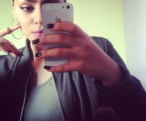 iphone, style, and marocaine image