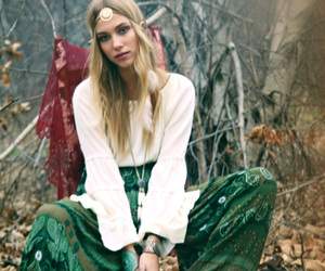 gypsy, hippie, and bohemian image