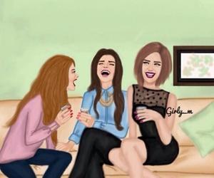3, girl, and girl_m image