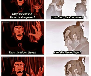the last airbender and zhao image