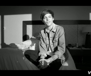 louis tomlinson, perfect, and one direction image