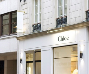 chloe, fashion, and store image