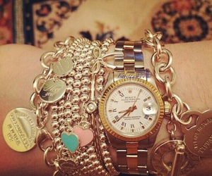 bracelets, Or, and tiffany & co image