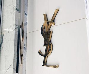 YSL, luxury, and Yves Saint Laurent image