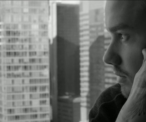 black and white, music video, and perfect image