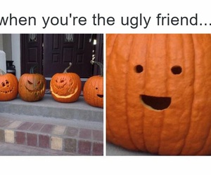 funny and Halloween image
