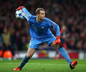 goalkeeper, fc bayern, and manuelneuer image