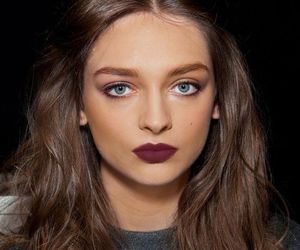 makeup, model, and beauty image
