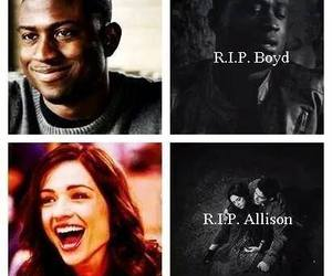 teen wolf, aiden, and boyd image