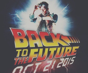 Back to the Future, bttf, and bttf2015 image