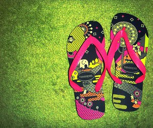 colorido, colors, and havaianas image