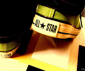 all star, allstar, and chuck taylor image