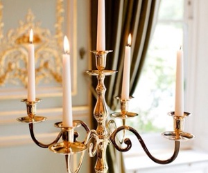 candle and candlestick image