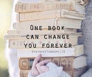 book, change, and forever image